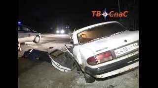 Под Берёзовским погибла девушка: её автомобиль выбросило на встречку