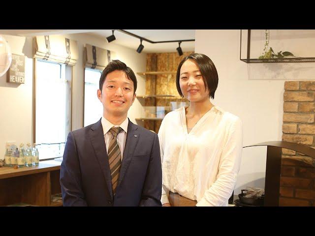 【営業】森&重村 - 12の質問 / 社員インタビュー[株式会社 日興ホーム]
