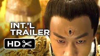 The Monkey King Official International Trailer 1 2014  Donnie Yen Fantasy Movie HD