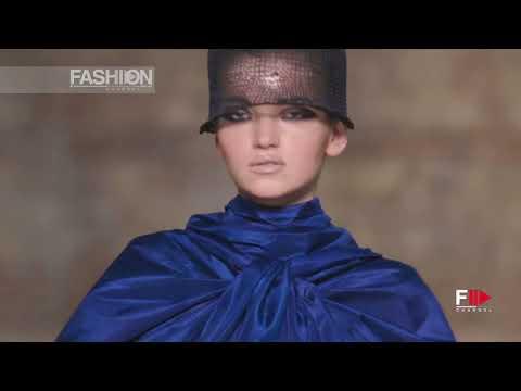 NIHILO Fall 2018 Haute Couture Paris - Fashion Channel