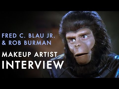 Planet of the Apes & The Thing Makeup Effects Artist Interview - LIVE@IMATS 2015