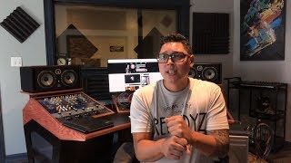 Studio Vlog 08: Rollerblading! What?