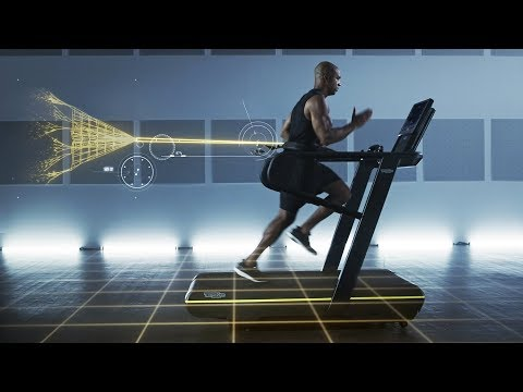 This Is What A $22,000 Treadmill Looks Like