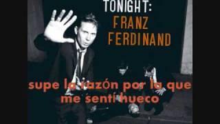 Lucid dreams // franz ferdinand (TRADUCIDA)