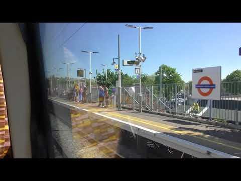 Full Journey On The London Overground From Gospel Oak to Barking