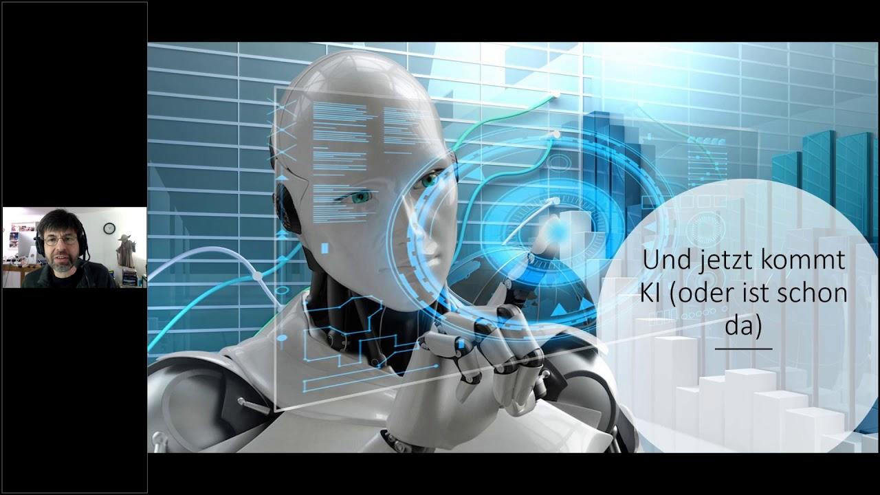 Risiken und Chancen der künstlichen Intelligenz im Digital Workplace