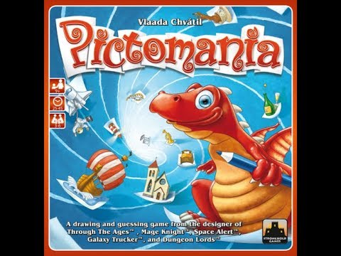 Pictomania - A Forensic Gameology Review