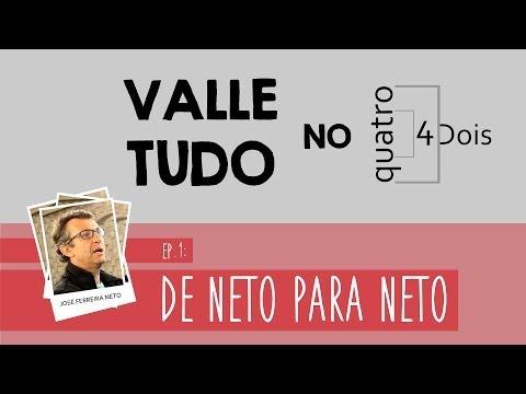 Neto dá entrevista para neto de Luciano do Valle contando bastidores da relação com o narrador