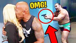 10 Most Shocking WWE Backstage Moments Recently