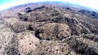 preview picture of video 'SteadiDrone 2014 QU4D Bush Flight, Windhoek, Namibia - Friday, 06 June 2014'