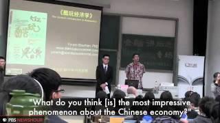 Economics Comedy in Beijing: Part Two (2011)