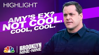 A Bomb Threat and Amy's Ex at Jake and Amy's Wedding - Brooklyn Nine-Nine