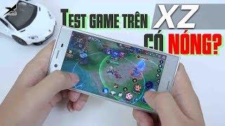 Chơi Game trên Sony Xperia XZ sẽ NTN??