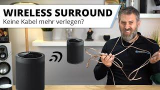 Wireless Surround mit Yamaha MusicCast
