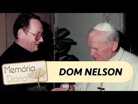 Aos 80 anos, um presente a Dom Nelson