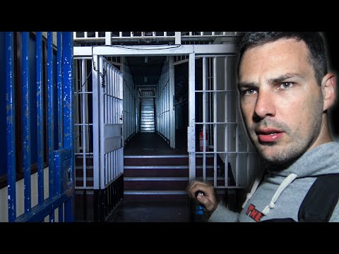Real Life Phasmophobia At Most Haunted Prison In The UK