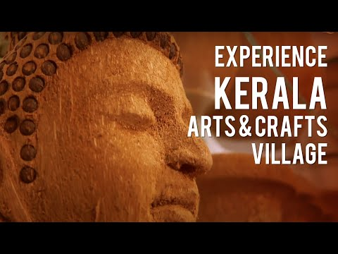 Kerala Arts & Crafts Village - An Ethnic Art Hub