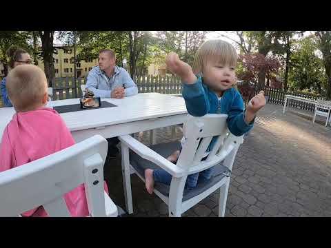 Family adventures in Valmiera