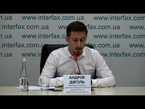 Электоральные настроения и отношение украинцев к актуальным событиям повестки дня