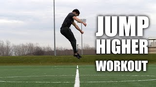 Jump Higher In 5 Minutes (Workout) by Onlykinds Fitness [5 Minute Workouts]
