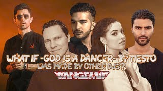"""WHAT IF """"GOD IS A DANCER"""" BY TIESTO & MABEL WAS MADE BY ANOTHER DJ?   ANGEMI"""