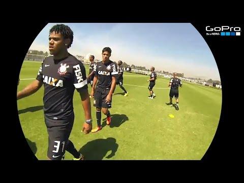 Por dentro do treino do Corinthians