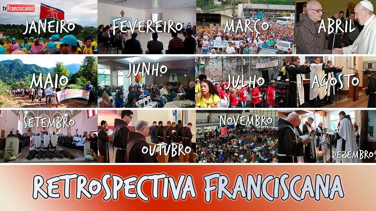 Retrospectiva Franciscana 2019