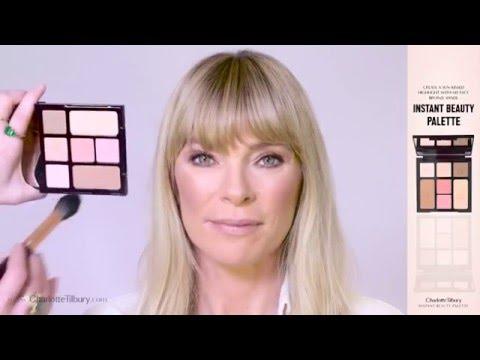 Instant Look In a Palette - Smokey Eye Beauty by Charlotte Tilbury #3