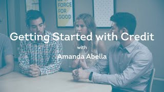 Getting Started with Credit with Amanda Abella