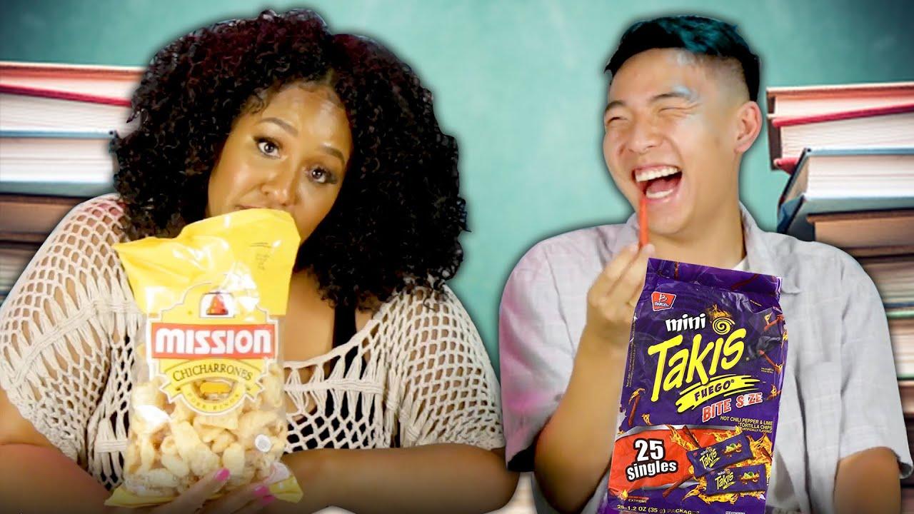 Teachers & Teens Swap Snacks thumbnail