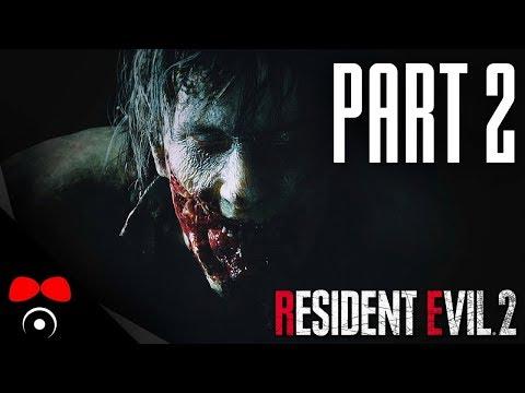PRVNÍ LICKER! | Resident Evil 2 #2