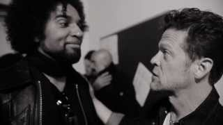 Jason Newsted and William DuVall in conversation INVADE TV BACKSTAGE SPECIAL
