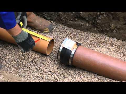 Flexseal AC kobling 110-125/100-115