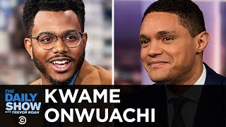 "Kwame Onwuachi - Carving Out His Own Path in ""Notes from a Young Black Chef 