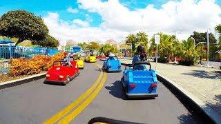 [4k] Driving School - Legoland California