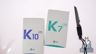 LG K7 LTE Unboxing and Hands On First Look - iGyaan
