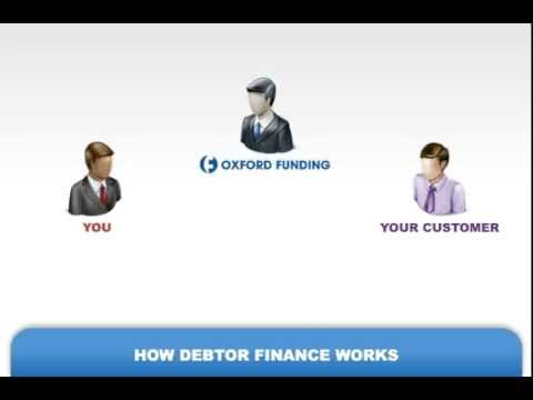 How Oxford Funding's cash flow finance works