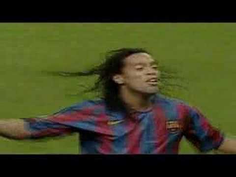 Ronaldinho - Step Up