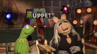 'Muppets' Kermit and Miss Piggy Interview
