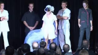 Presentation de blouses  tour effeil