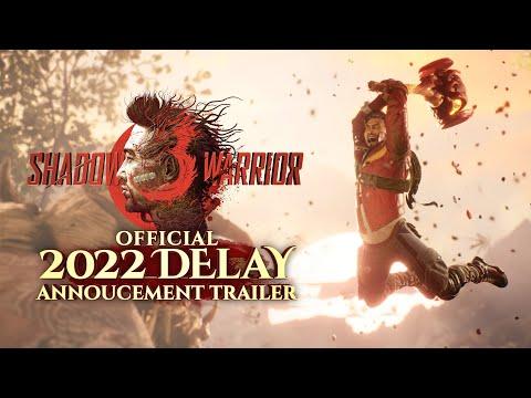 《影武者 3》宣佈延期至2022年發售