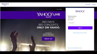 How To Log In To Yahoo Mail   Yahoo Email Login