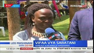 Vifaa vya Saratani:Wakazi wa Kakamega washiriki katika halfa hii