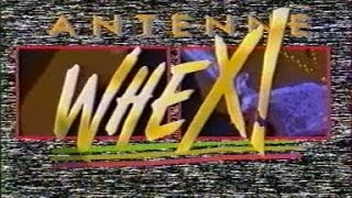 Whex 3 - 1992 Thierry Jardinot ( Vhs Rip )