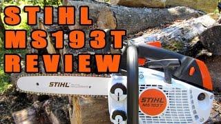 STIHL MS 193 T 14