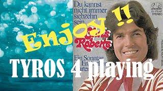 CHRIS ROBERTS - Du kannst nicht immer 17 sein INSTR. COVER PSR TYROS or GENOS by Wonfoli...