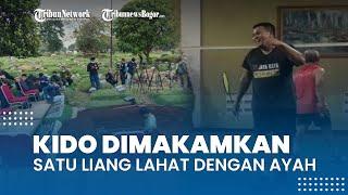 Markis Kido Berpulang, Dimakamkan Satu Liang Lahat dengan sang Ayah