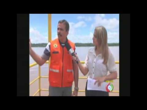 Cheia do Rio Madeira deixa autoridades em alerta - Gente de Opinião