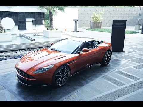 Peluncuran Aston Martin DB11 2016 | Oto.com