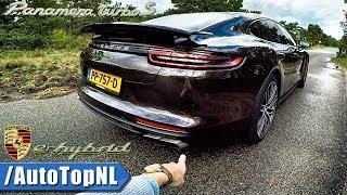 2018 Porsche Panamera Turbo S E-Hybrid REVIEW POV by AutoTopNL | Kholo.pk